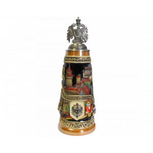 Germany Travel Stein Front View