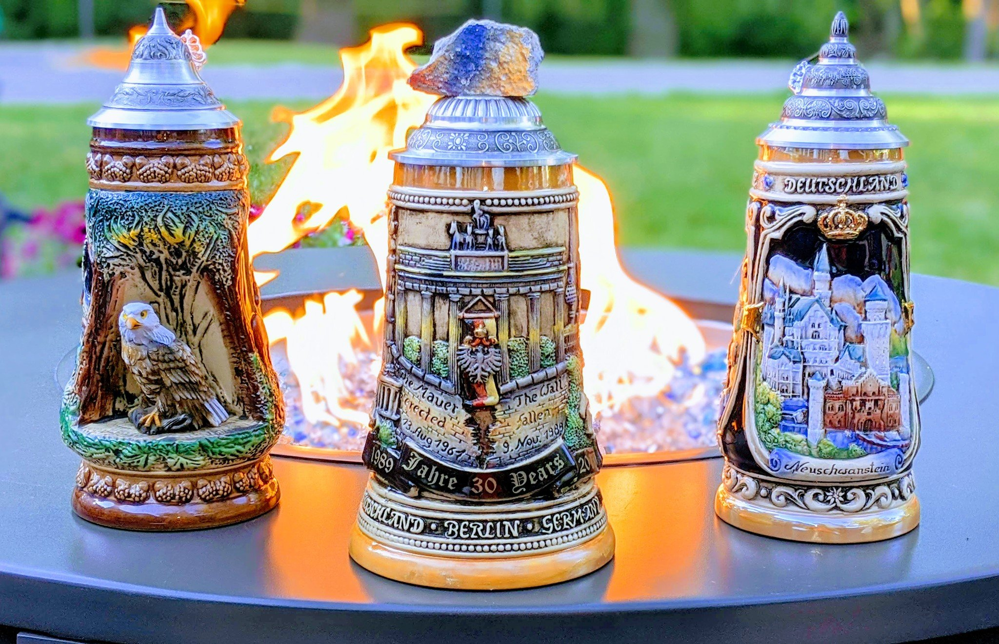 German Steins